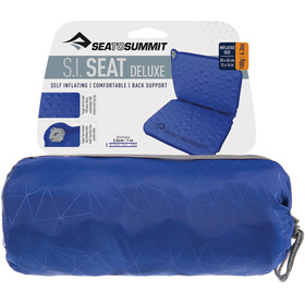 Sea to Summit Self Inflating Delta V Deluxe Seat Indigo